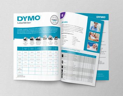 DYMO Range Guide Artwork