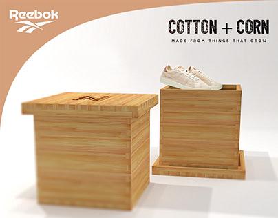 Reebok (Cotton + Corn)