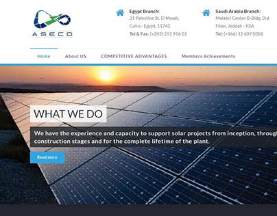 ASECO Egyptian Company