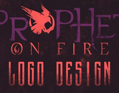 Prophet on Fire Logo Design