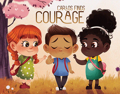 Carlos Finds Courage | Picture Book