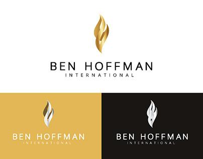Ben Hoffman Logo Idea