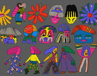 Some recent illustrations