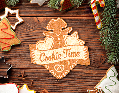Logo Cookie Time