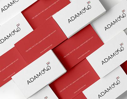 ADAMOTO motorcycle company - Branding