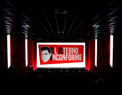 Logotipo El Eterno Inconforme-Roosevelt Gordones