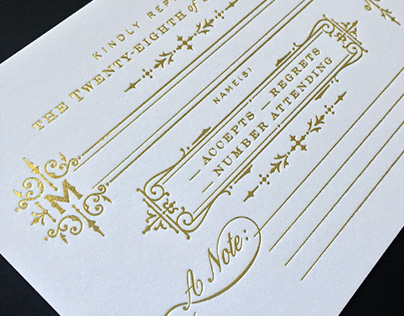 Gretta Wedding Stationery
