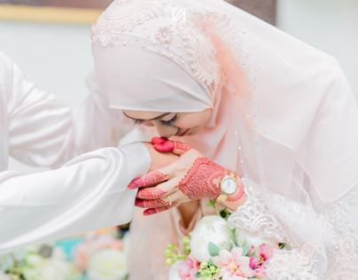 WEDDING . RUSNI || HAIDAR