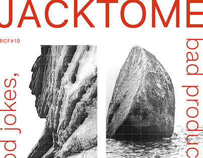 ALBUM COVER FOR JACKTOME