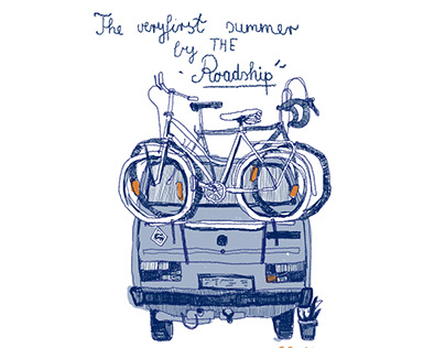 The veryfirst summer by the Roadship