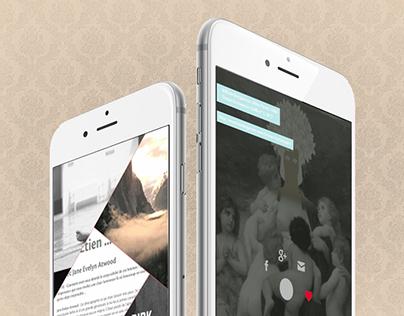 Entre - Application mobile