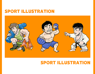 Sport Illustration