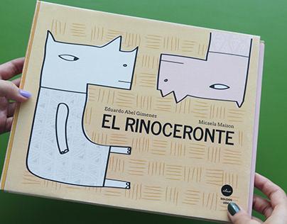 El Rinoceronte - Libro album