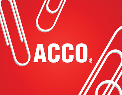 ACCO Brands Display Posters