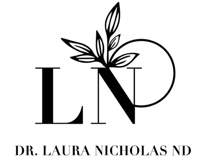 Dr. Laura Nicholas, ND   Brand Identity
