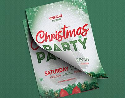 Christmas Flyer Design