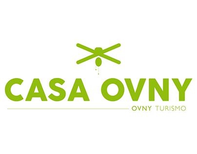 Casa Ovny - Logo