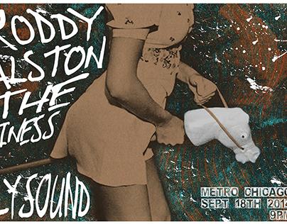 J. Roddy Walston Poster