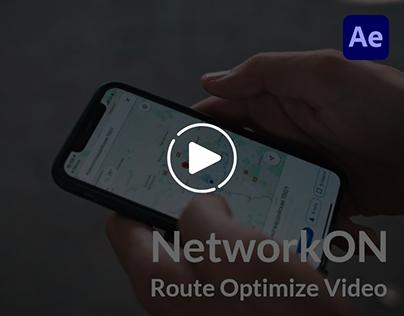 NetworkON Route Optimization