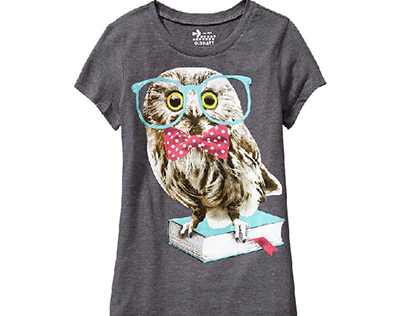 Kid / Toddler Girl T-Shirt Graphics