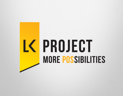 LK PROJECT logotype and more