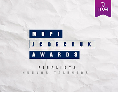 Debería tener un solo destino/ Finalista Mupi JC Decaux