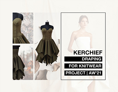 Draping For Knits