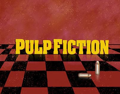 Pulp Fiction - Illustrations