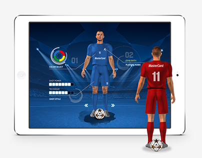 Masterkick: Web App Game
