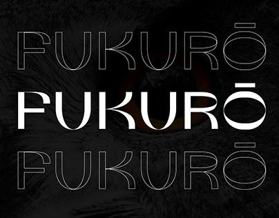 Fukurō Typeface