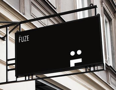 Fuze Film Brand Identity