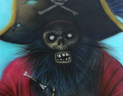 Monkey Island - LeChuck