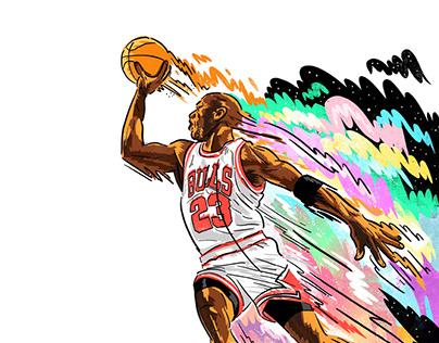Michael Jordan AirTime