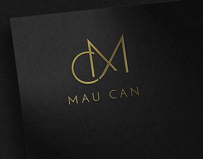 Mau Can Logo Branding