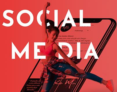 Social Media - Ks Moura