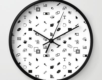 Basic Illustrator Icon Set