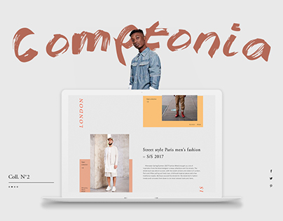 Comptonia Shop UI