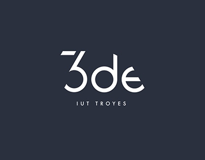 BDE IUT Troyes - Branding