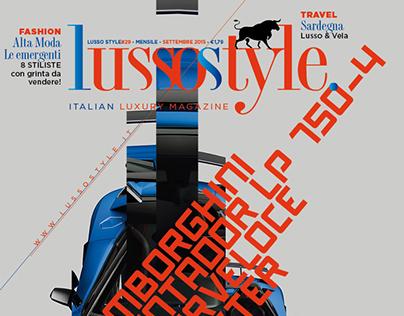 Lusso Style#29 / Settembre 2015