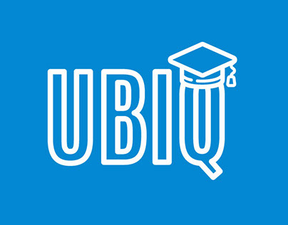 UBIQ - flat design