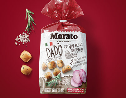 Morato - New Range Dry Bread for foreign countries