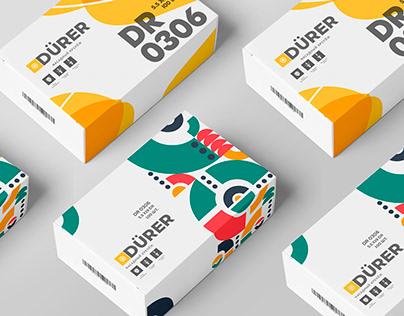 Durer Package design