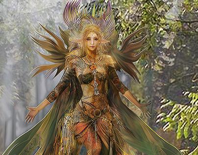 Digital Illustrations 2019 Fantasy and Sci Fi