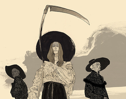 Chelsea Wolfe Poster
