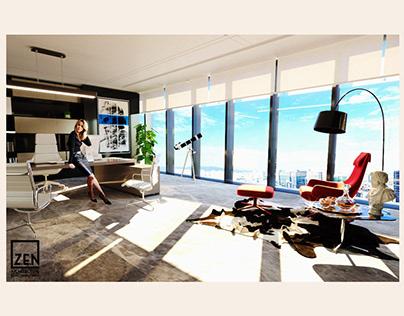 DIrector office Shenzhen