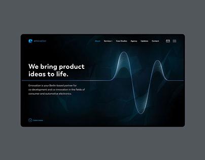 Emovation | Website