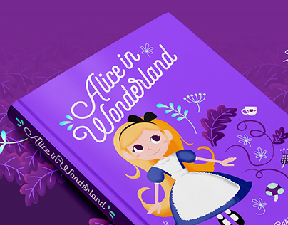 Character Design Challenge #48 - Alice