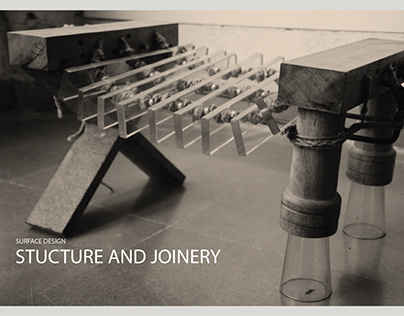 STUCTURE AND JOINERY