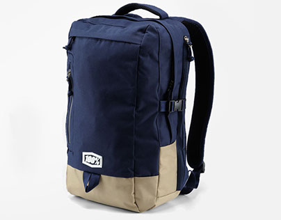 100% Backpacks and Helmet Case