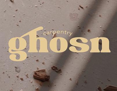 Ghosn Carpentry | Visual Identity